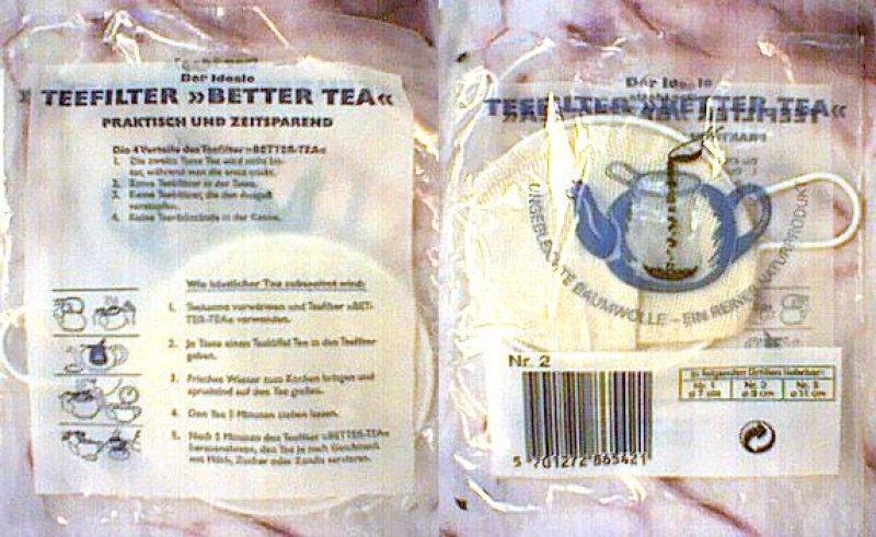 Teenetz Better Tea größe 1 Baumwolle