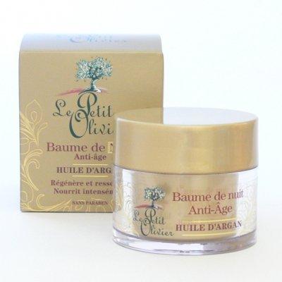 Le Petit Olivier Arganoel-Nachtbalsam  50 ml
